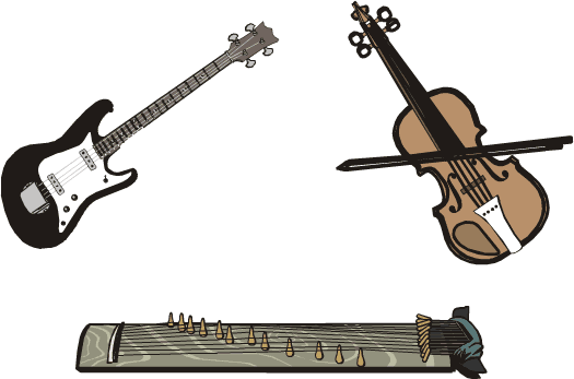 How Stringed Instruments Work The Method Behind The Music